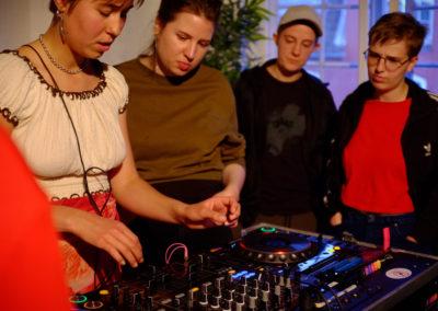 Kapow DJ workshop