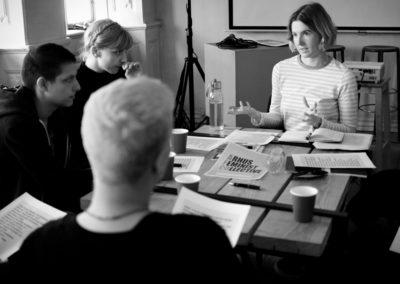 Århus Feminist Collective - Poetry Workshop